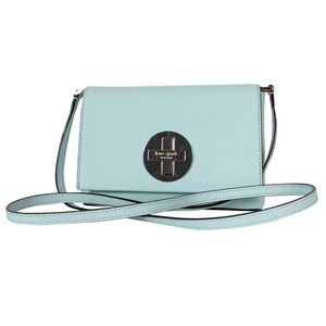 Kate Spade Mint Crossbody Bag with Clasp